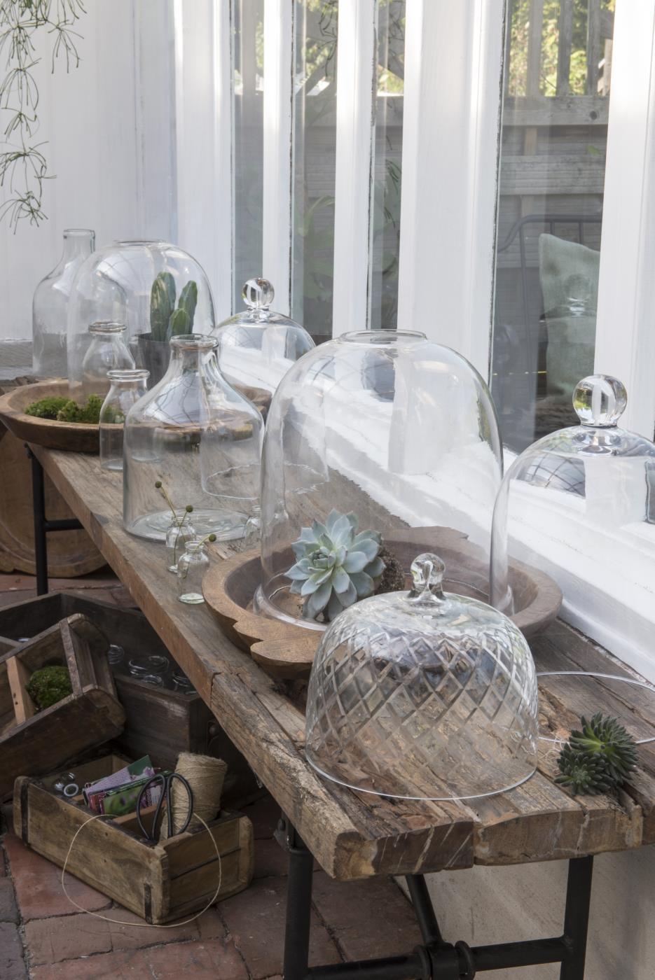Ib Laursen – Nordische Deko mit Shabby Style am Fenster