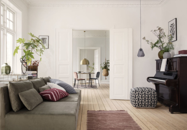 Skandinavische Möbel - House Doctor Online Shop im Wohnzimmer