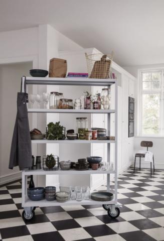 Skandinavische Möbel - House Doctor Online Shop - Küchenregal