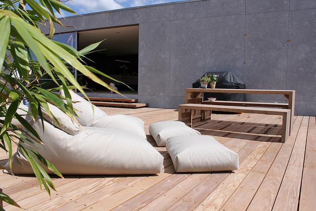 Outdoor und Garten Sitzkissen Felix Lounger