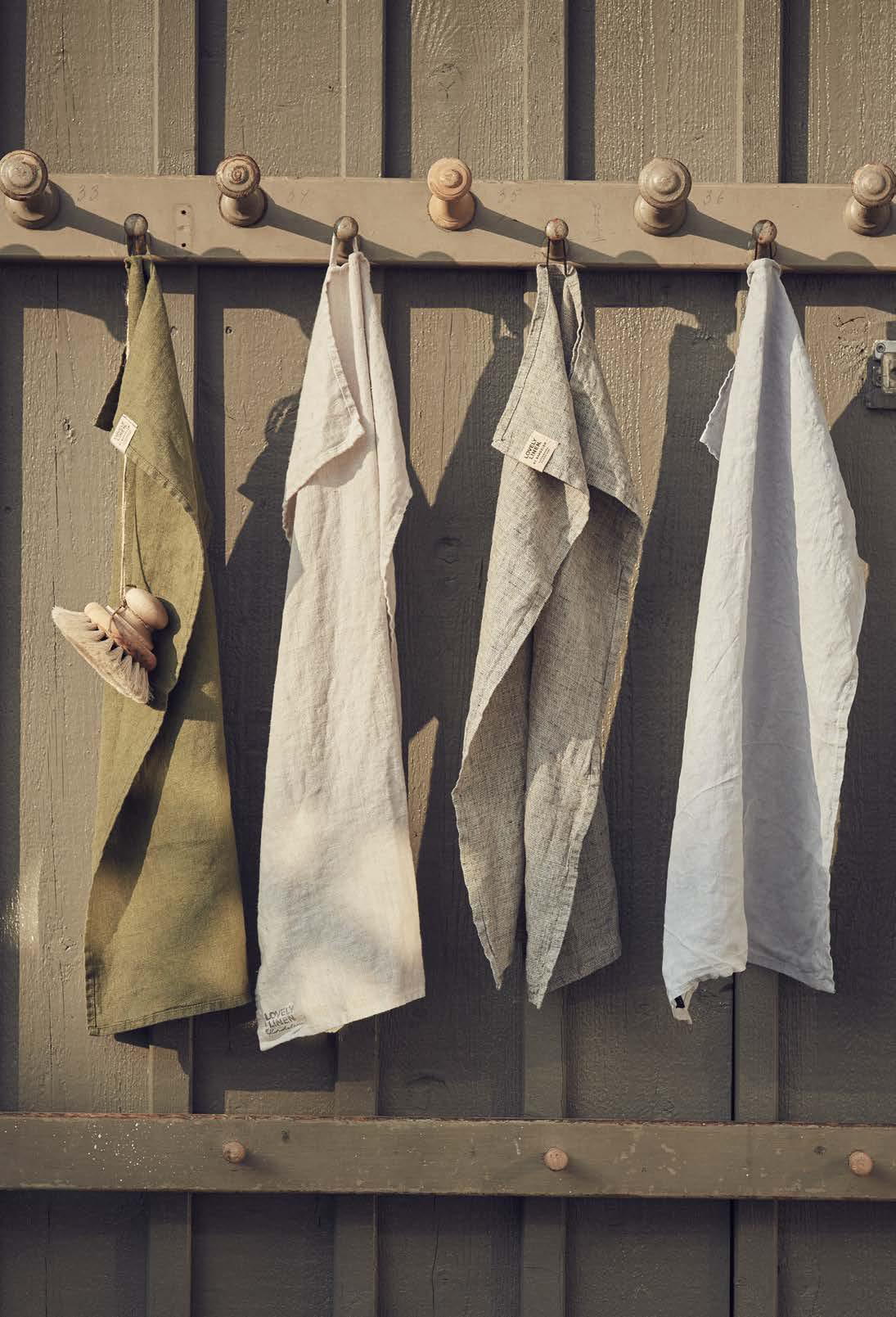 Badetücher von Lovely Linen