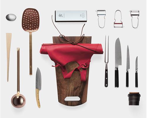 Schneidemesser von Malle Trousseau