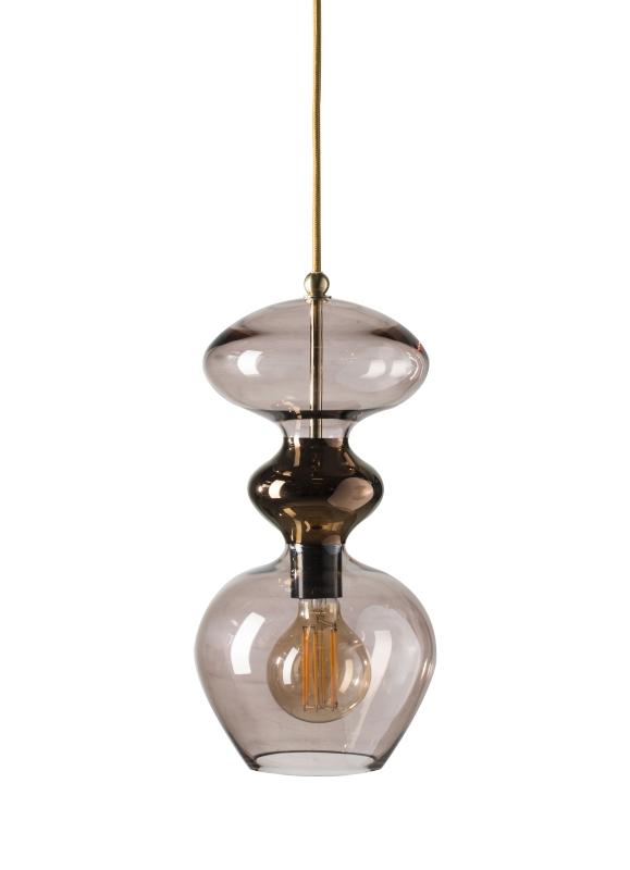 Glas Haengelampen Futura von ebb & flow im Online Lampen Shop
