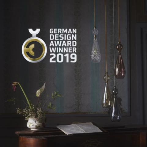 Hängelampe Smykke - Award Winner