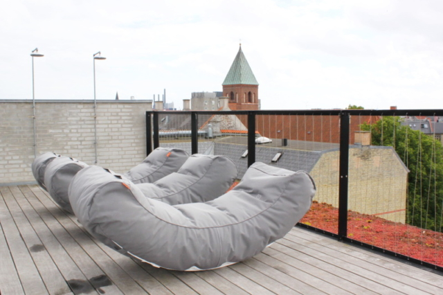 Liegekissen Relax & Chill