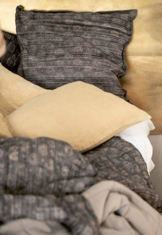 Stoffe und Bettwäsche