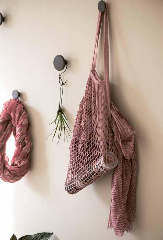 Wandgarderoben. Alles zum aufhängen