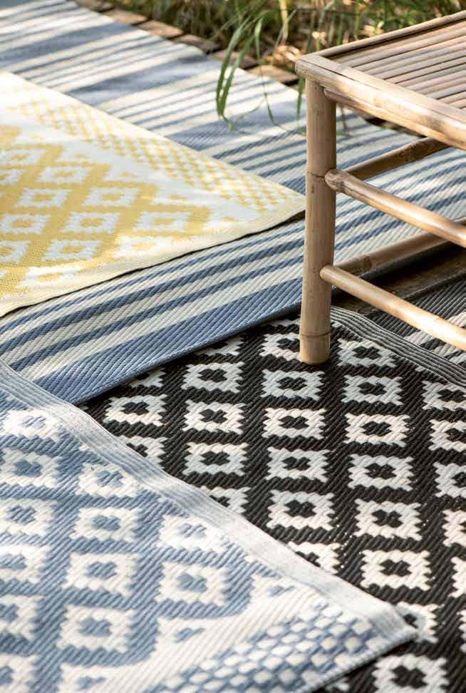 Rugs und Teppiche