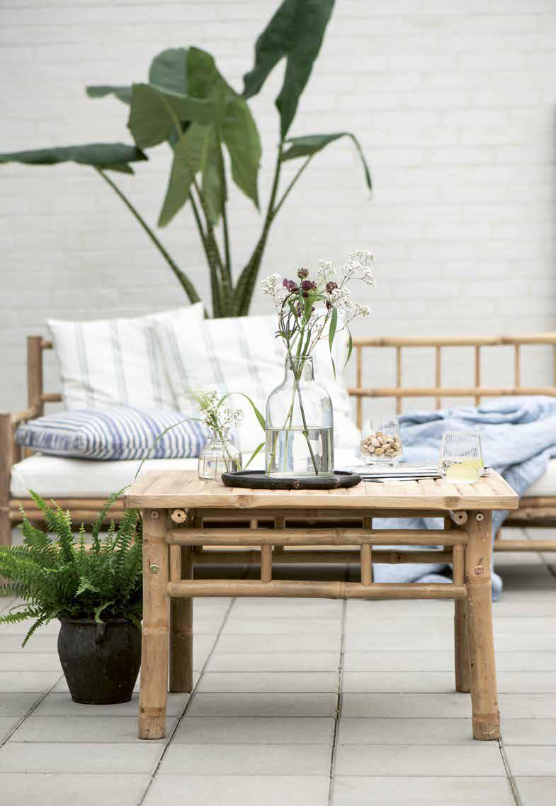 Balkonmöbel aus Skandinavien von Ib Laursen