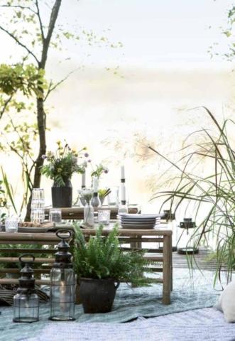 Garten- und Terrassenmöbel