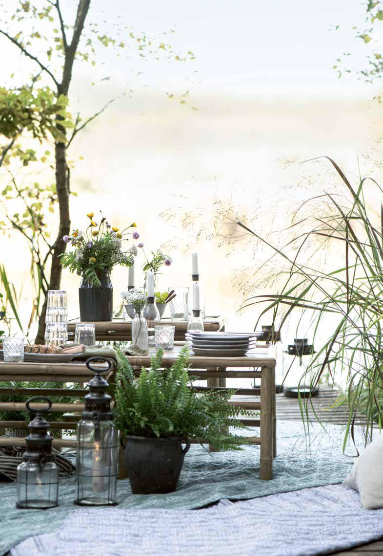Inspiration für den Garten mit Ib Laursen