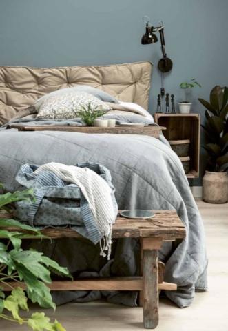 Skandinavische Inspirationen im Schlafzimmer von Ib Laursen