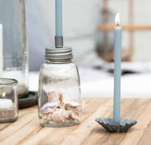 Kerzen mit Ib Laursen aus Dänemark
