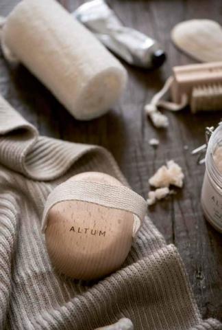 Badaccessoires, Seifen und Gästetücher aus Skandinavien von Ib Laursen