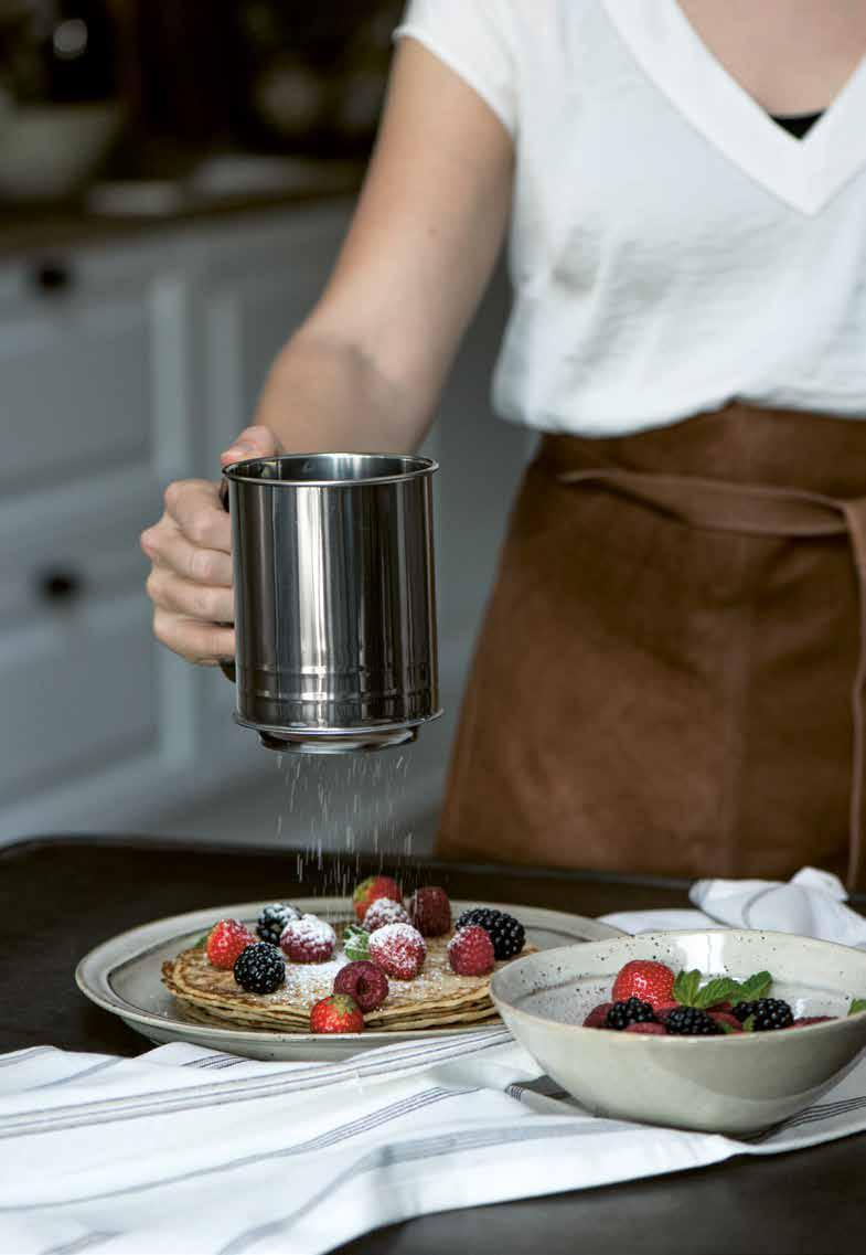 Küchenhelfer - Alles für den Nachtisch