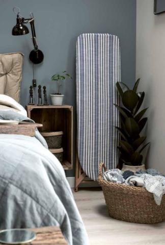 Skandinavische Inspirationen 2019 im Schlafzimmer von Ib Laursen