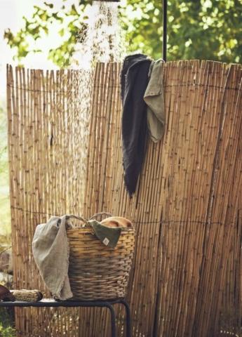 Badetücher aus Leinen mit und ohne Fransen von Lovely Linen