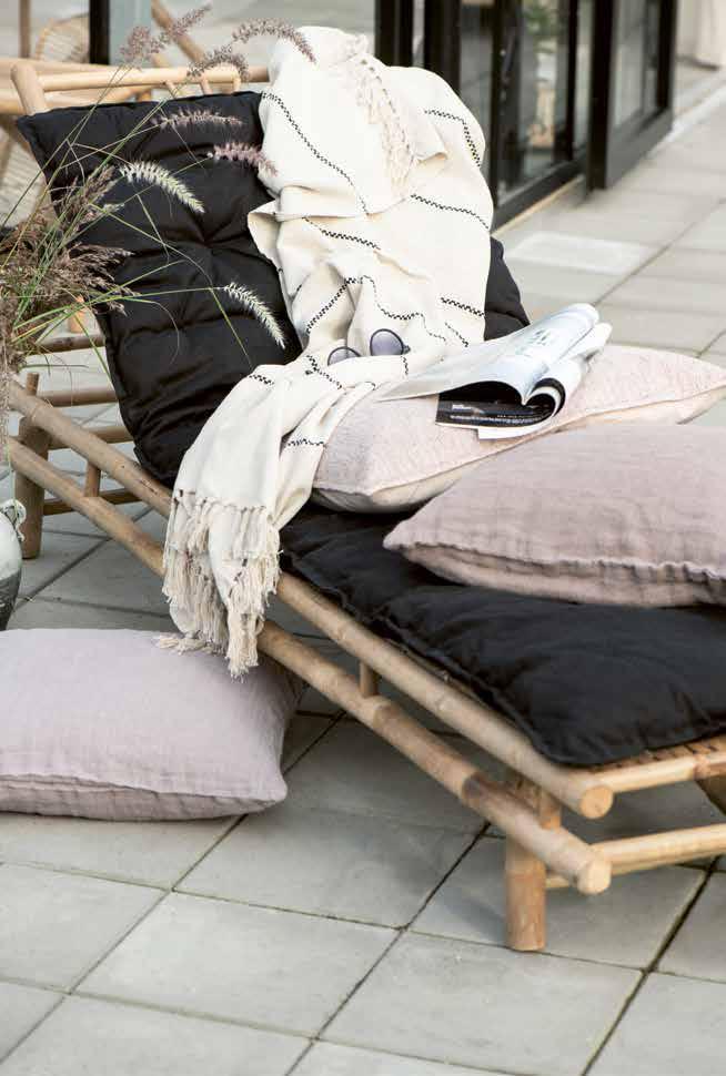 Dekokissen und tolle Decken