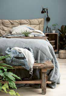 Bettwäsche aus Leinen