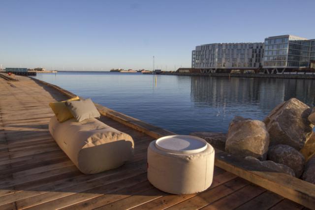 Nordischer Lounge Style