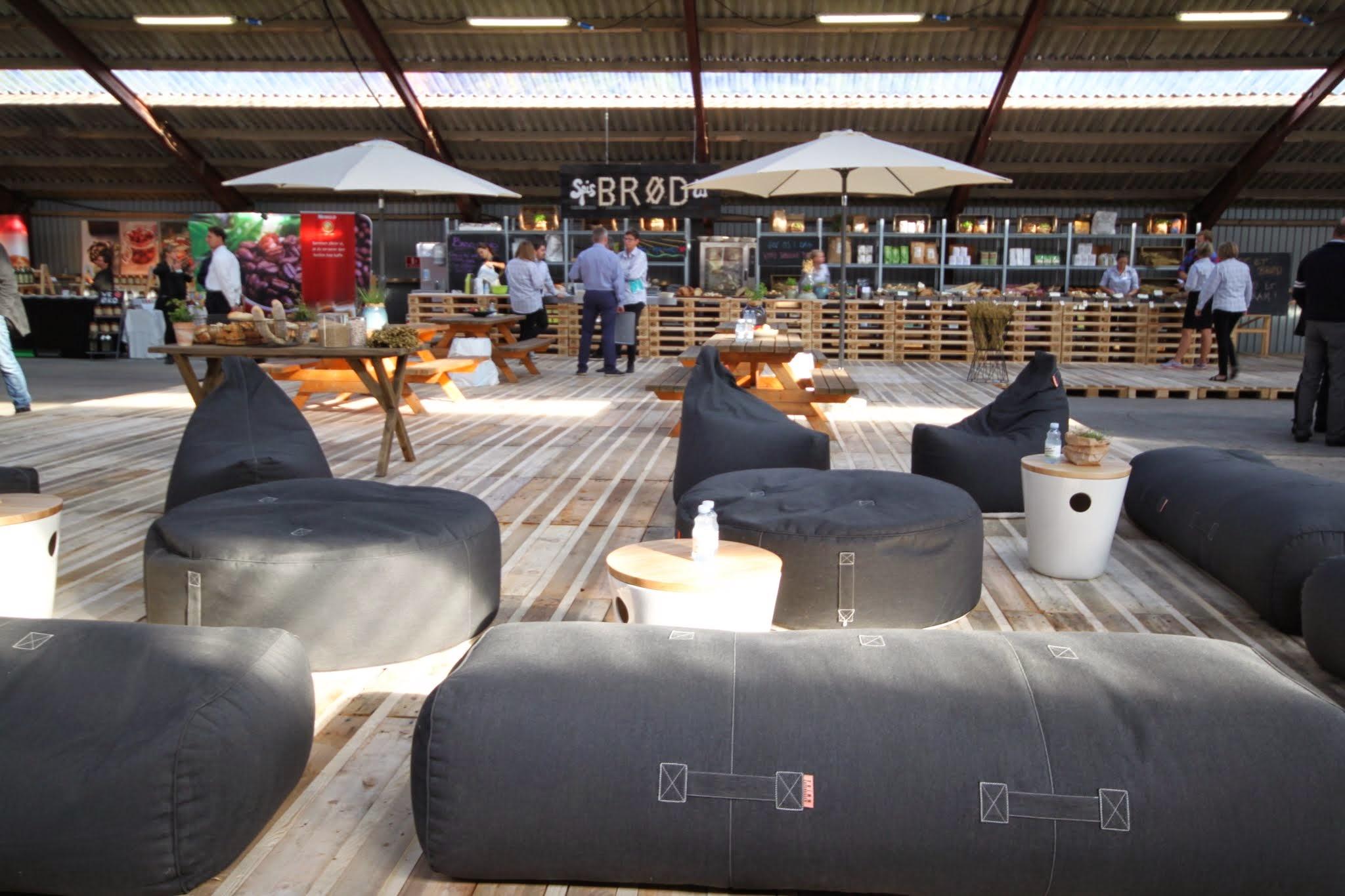 Sitzmöbel aus Copenhagen