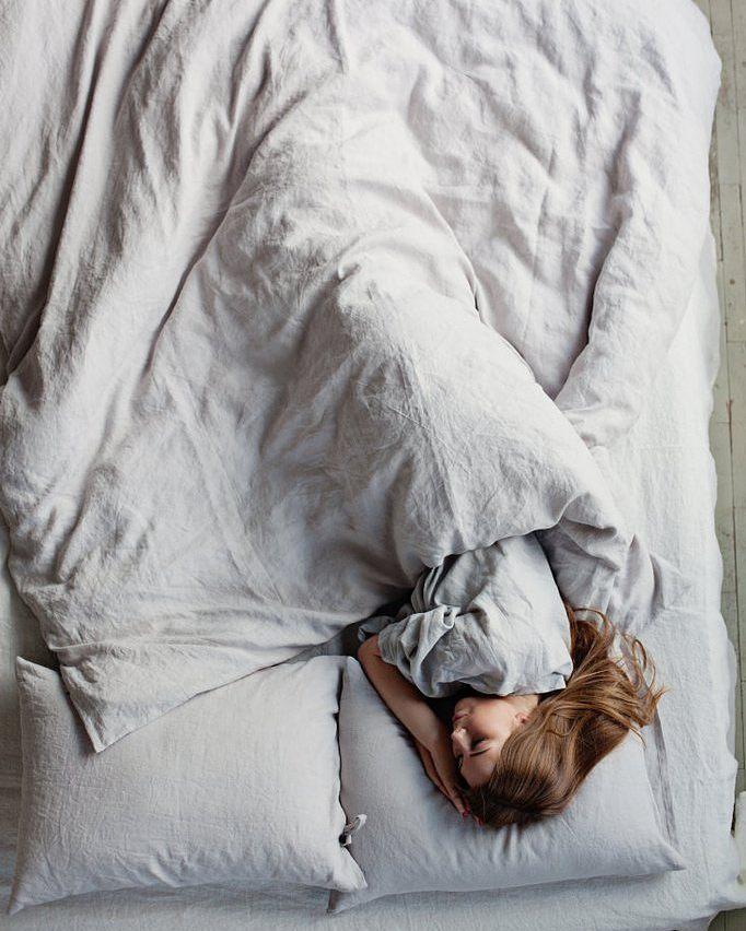 Leichte Bettwäsche für einen erholsamen Schlaf