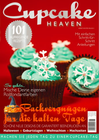 Backtipps in der Küche, Copyright Cupcake Heaven 04/2013