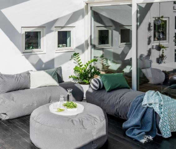 Garten Accessoires Lounge Comfy Terrace Outdoor Online Shop mit Kissen