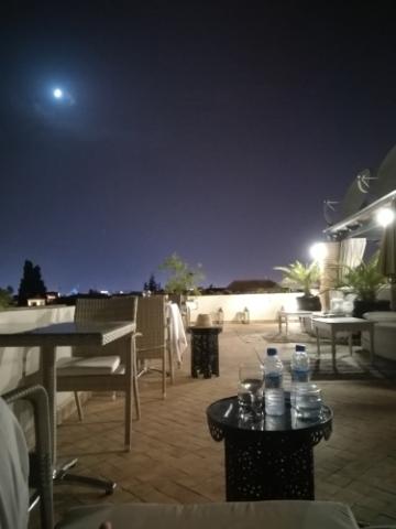 Wohnaccessoires, Dekoration, ChabiChic, Riad Dachterrasse