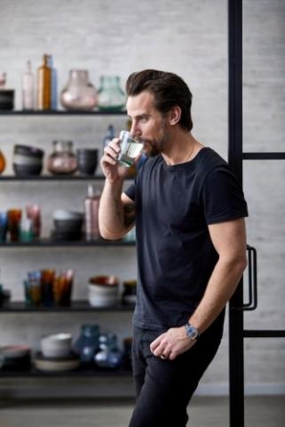 Bitz - Die Trinkgläser aus Glas in frischen Farben
