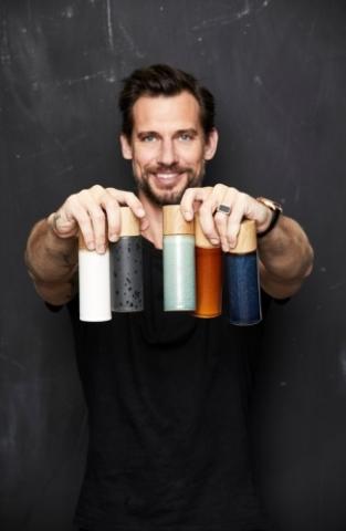 Bitz - Pfeffer und Salz in frischen Farben