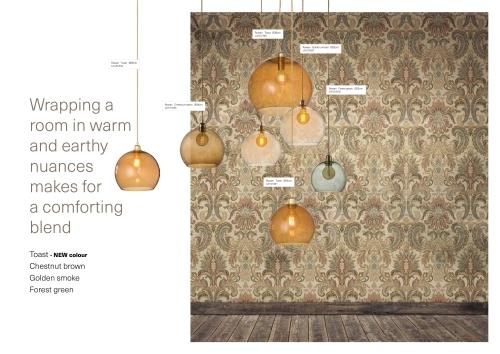 Skandinavische Designlampen aus Glas - Trendlampen von Ebb und Flow