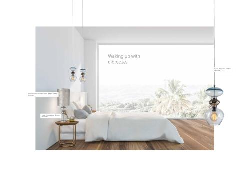 Skandinavische Designlampen aus Glas - Schlafzimmerbeleuchtung, modern