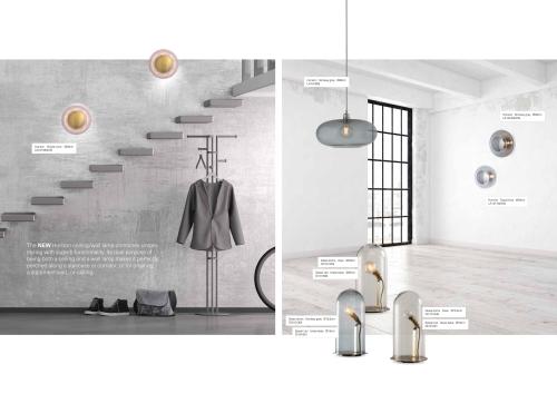 Skandinavische Designlampen aus Glas - Wandlampen und Hängelampen von Ebb und Flow