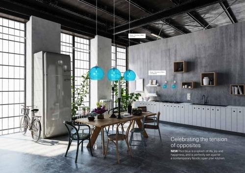 Skandinavische Designlampen aus Glas - Esszimmerlampen aus Skandinavien