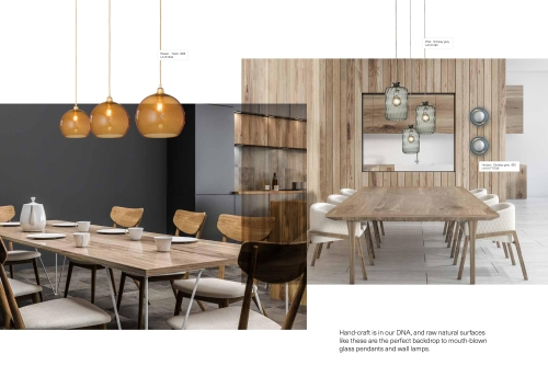 Skandinavische Designlampen aus Glas - Modernes Lampendesign aus Skandinavien