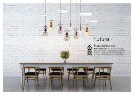 Skandinavische Designlampen von Ebb & Flow8