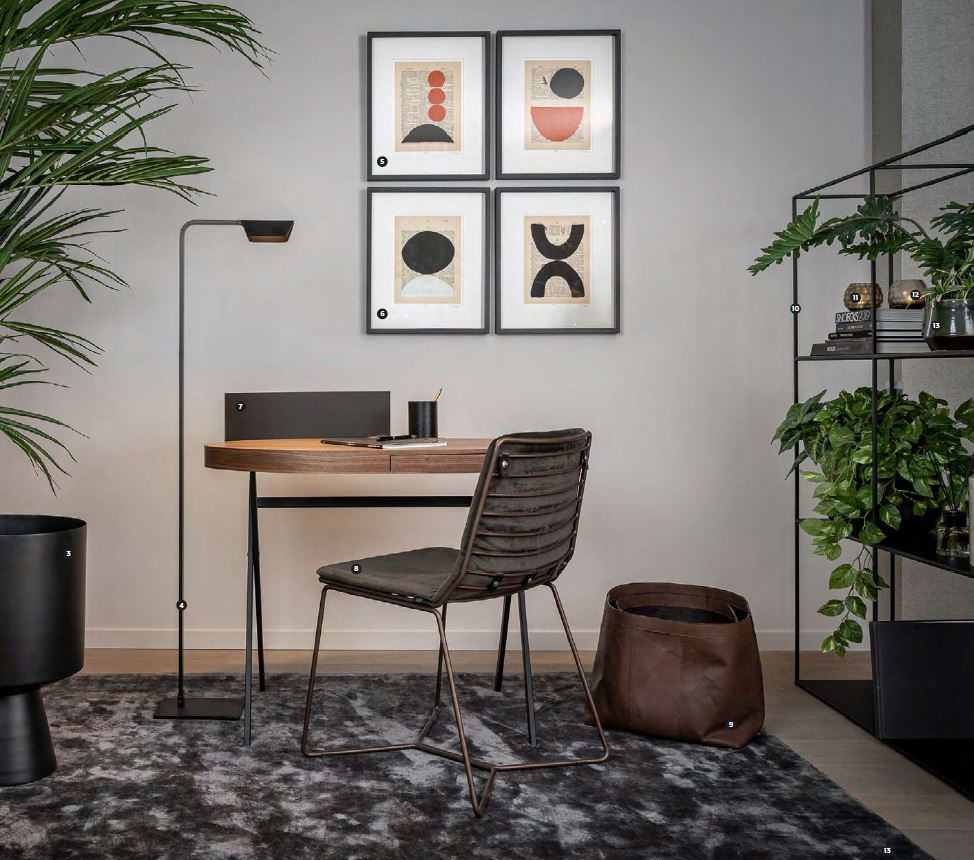 Elegantes Home Office