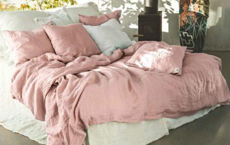 Bettwäsche Misty SunSet von Lovely Linen
